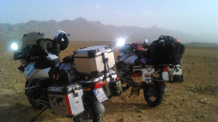 Putovanje do Afrike motociklima