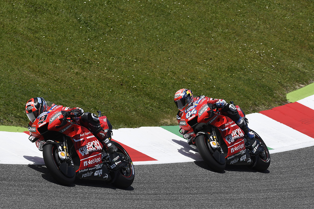 MotoGP Katalunja, Ducati