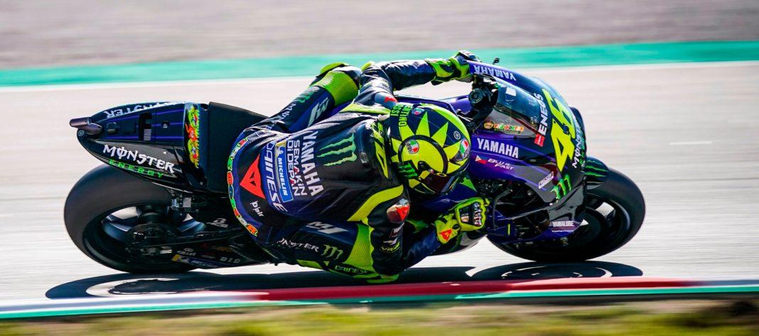 MotoGP test Katalunja