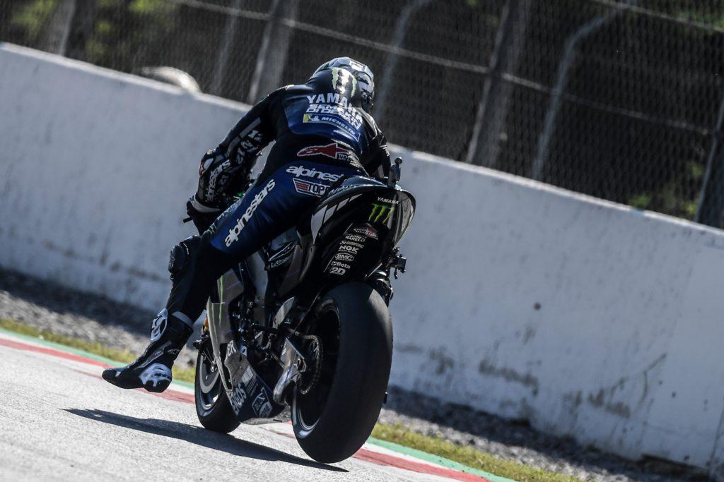 MotoGP test Katalunja Vinjales