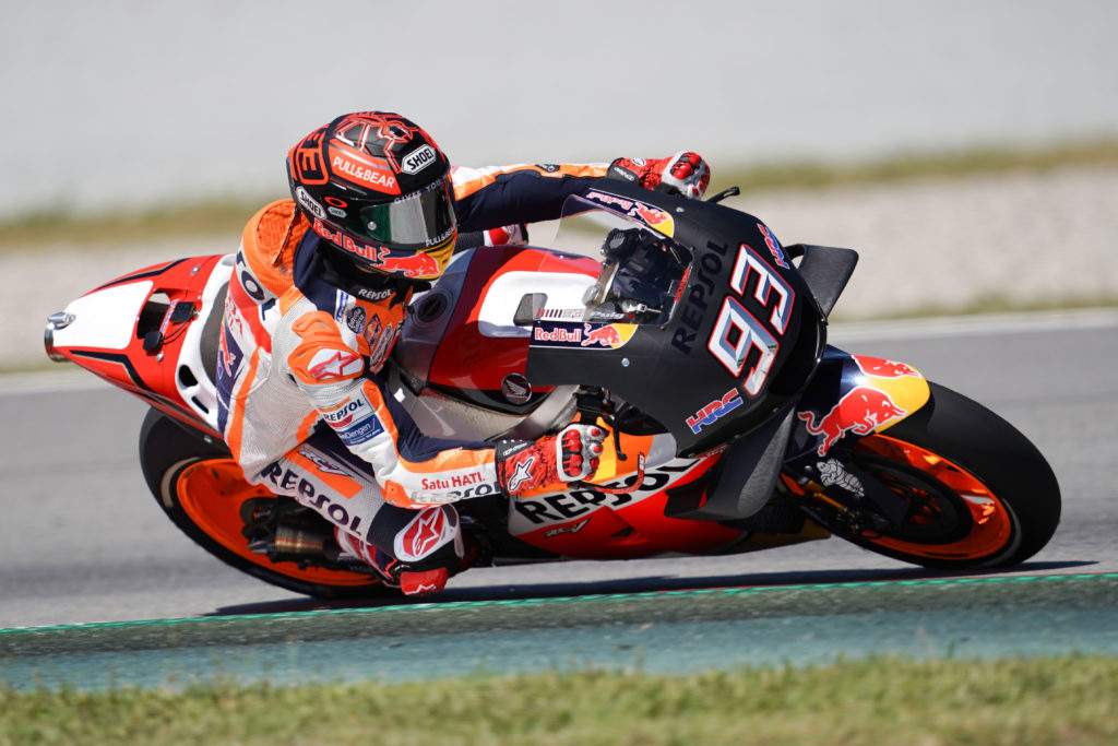 Katalunja MotoGP testa