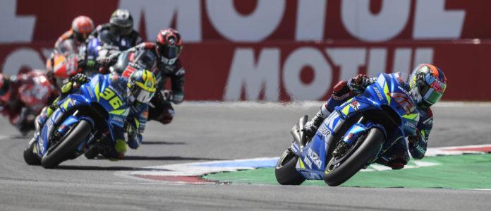 Zanimljovsti sa MotoGP Asen