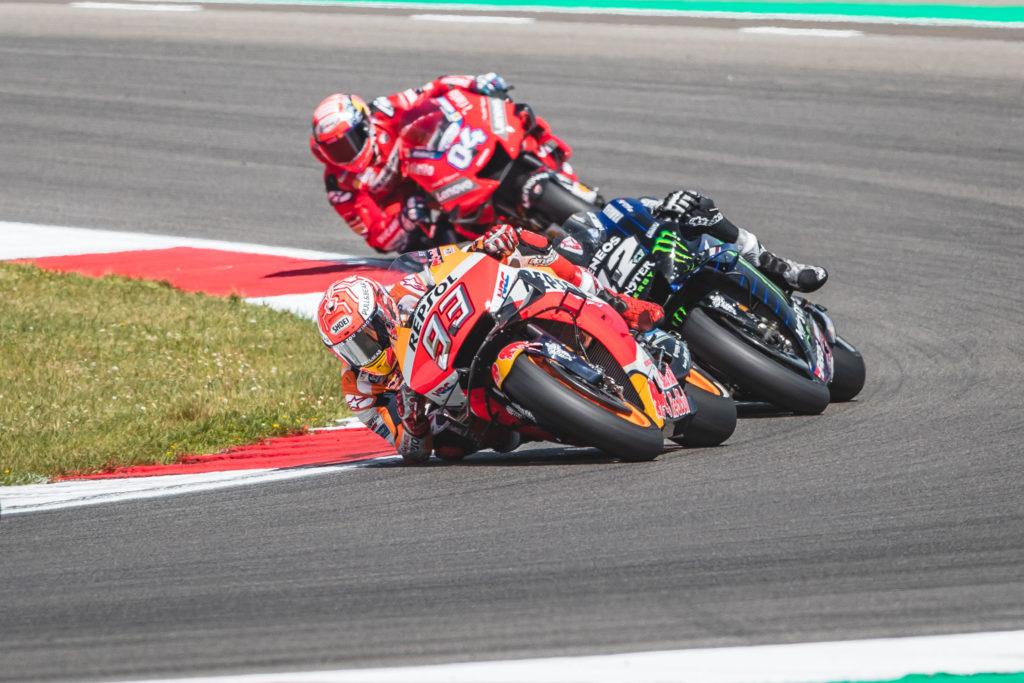 Markez Asen MotoGP
