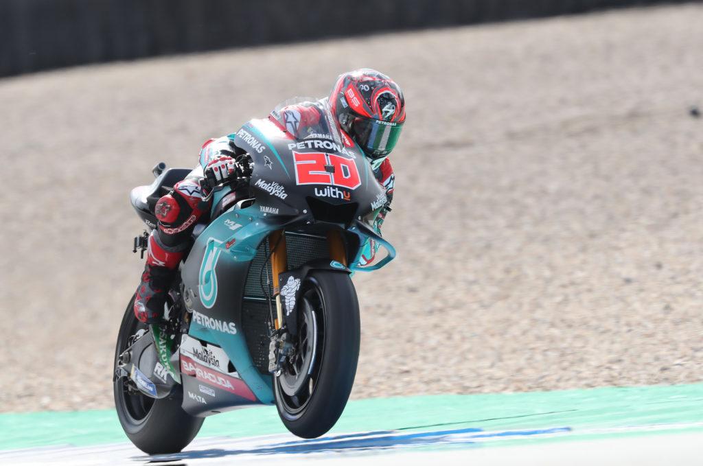 Kvartararo MotoGP Asen