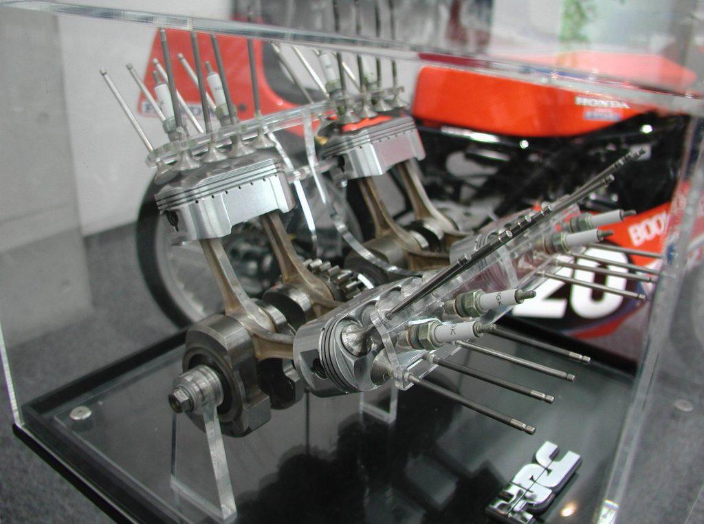 Honda NR750 klipovi