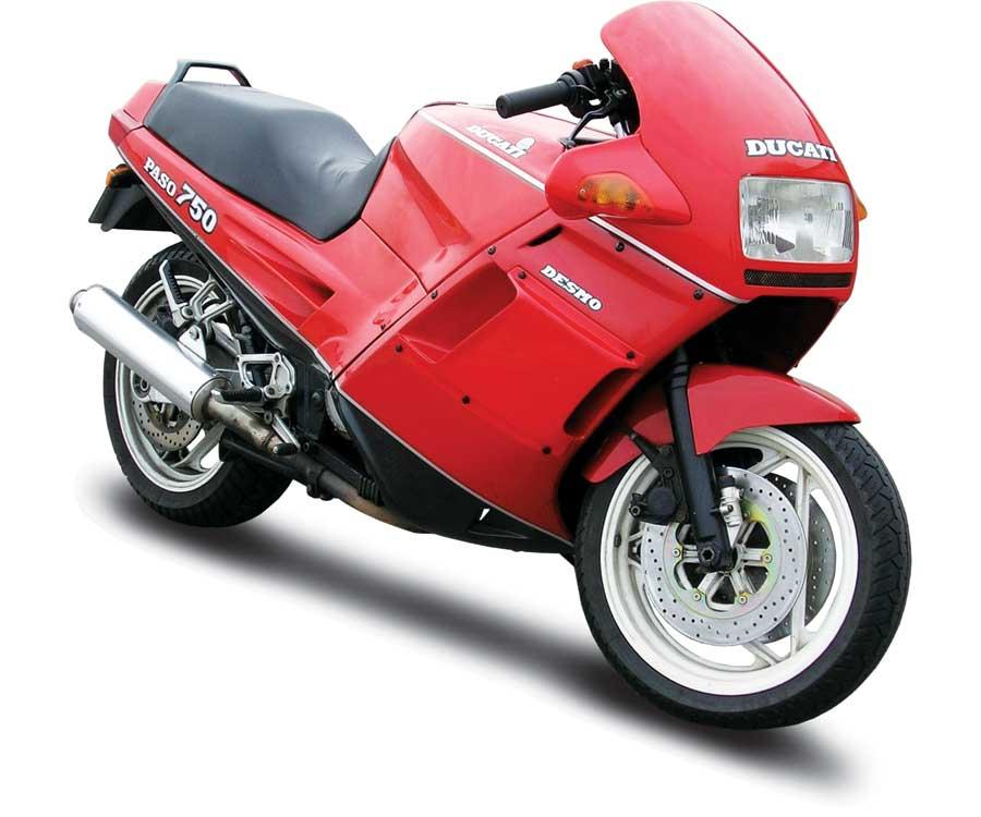 Ducati Paso 750