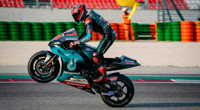 MotoGP test Mizano