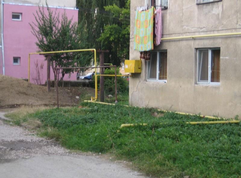 Gas u Rumuniji