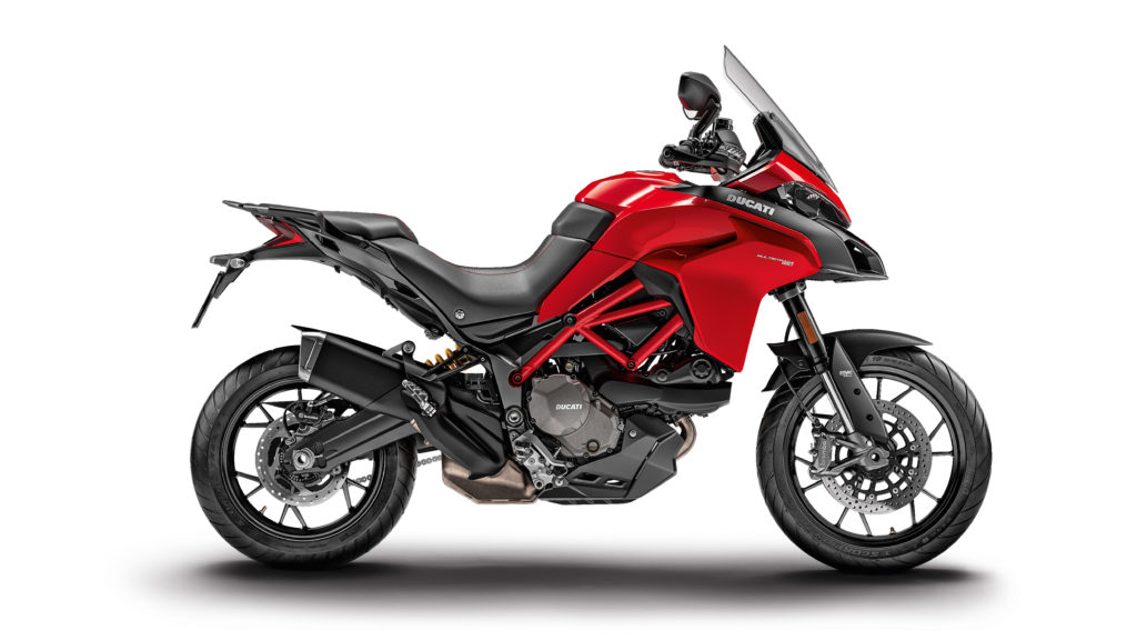 Test Ducati Multistrada 950 S