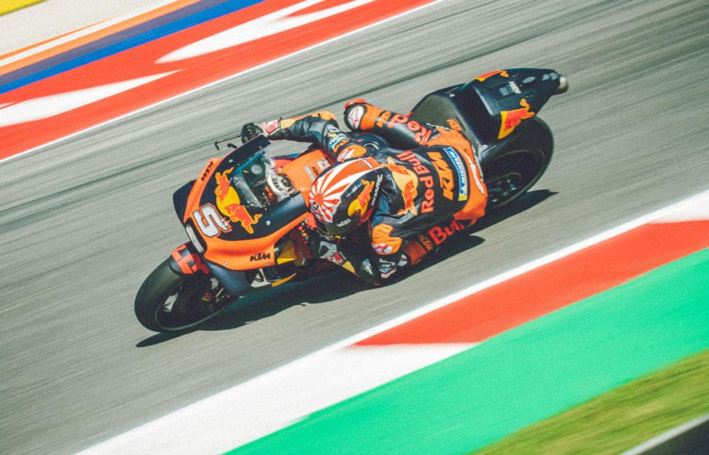 Zarko Honda LCR