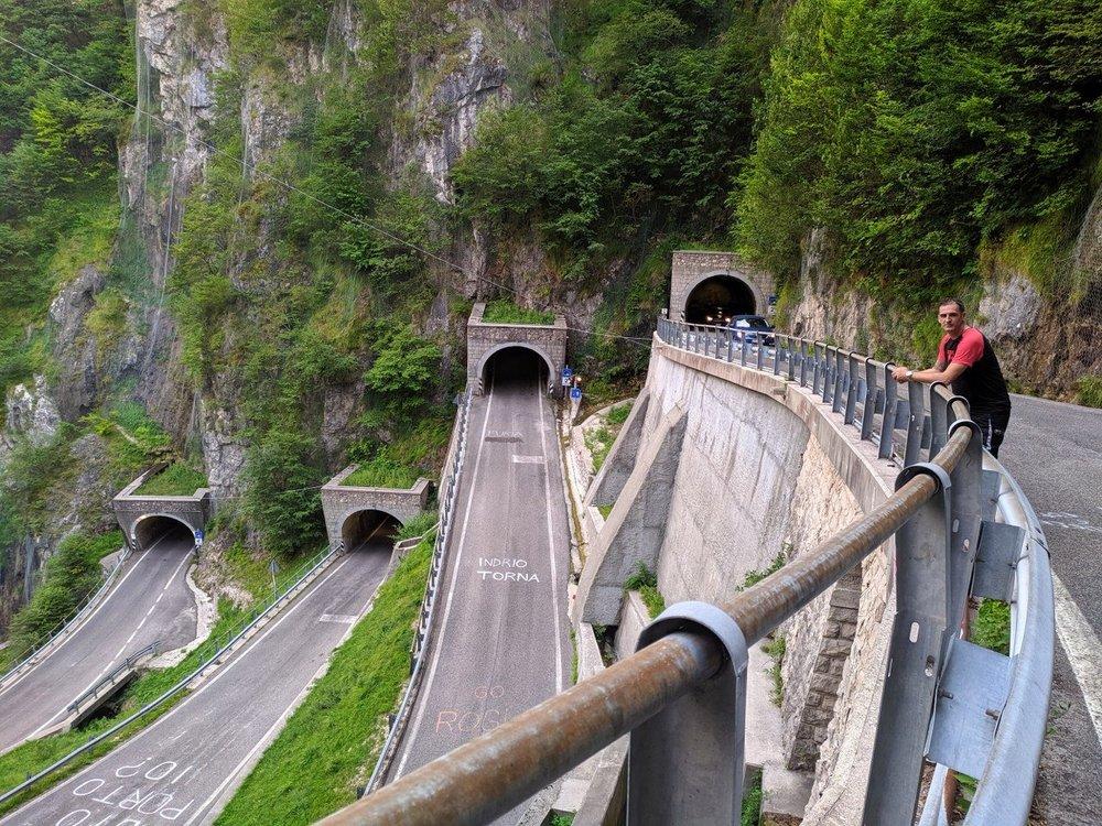 Italija serpentine