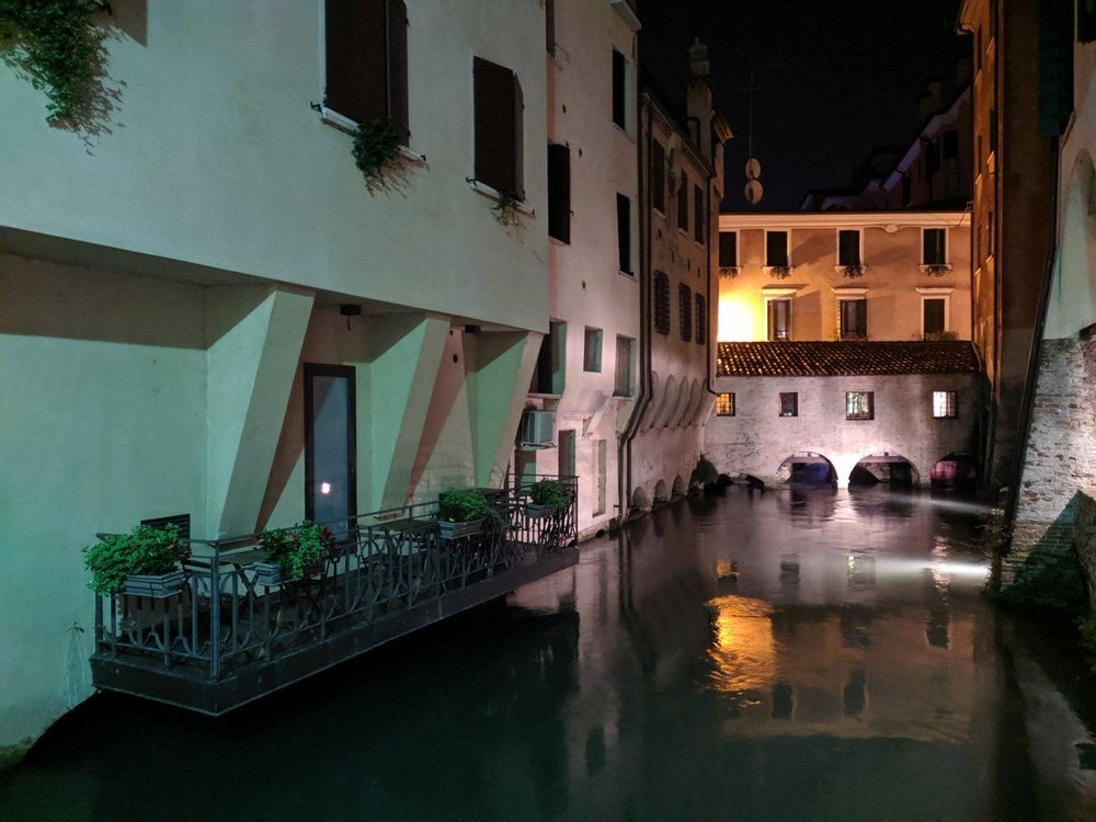 Italija Toskana motorom