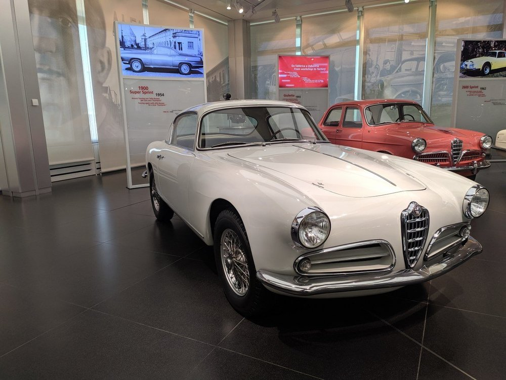 Muzej Alfa Romeo