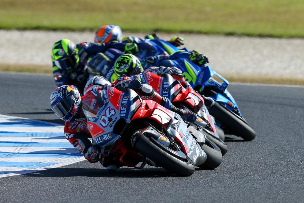 MotoGP Phillip Island 2019