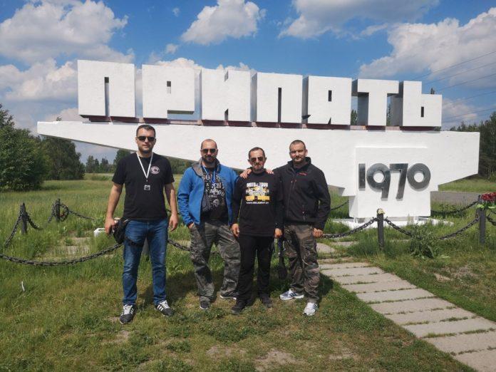 Putopis Banjaluka - Chernobyl