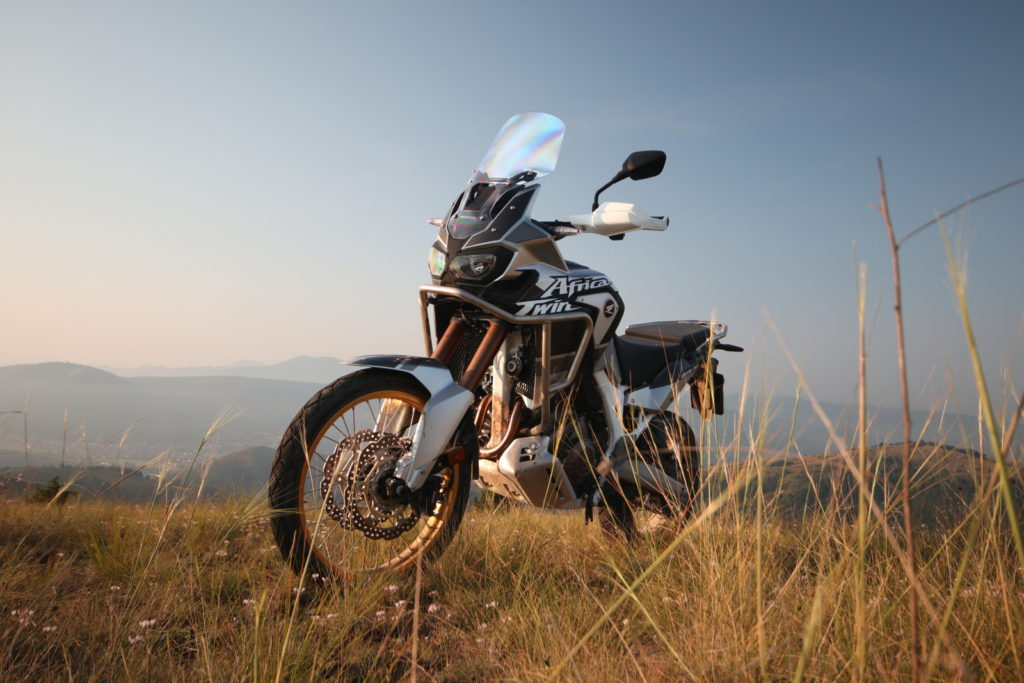Test Honde CRF1000L Africa Twin