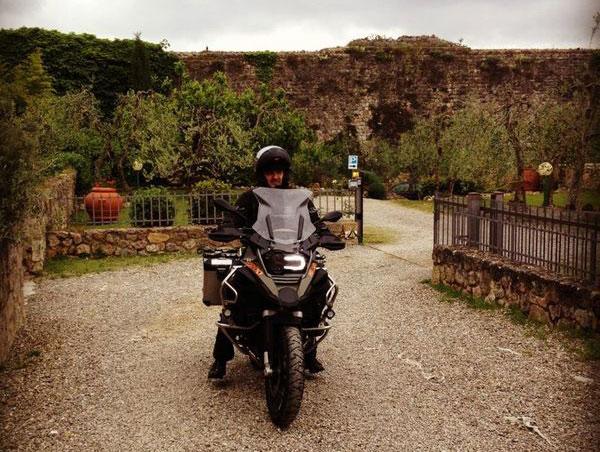 Toskana, put kojim se češće ide