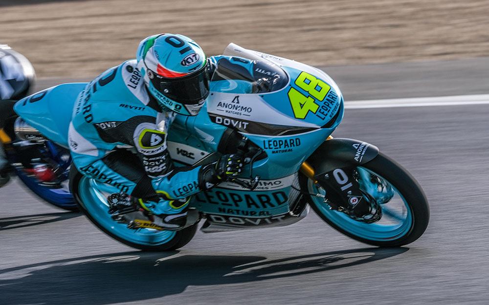Moto3 šampion