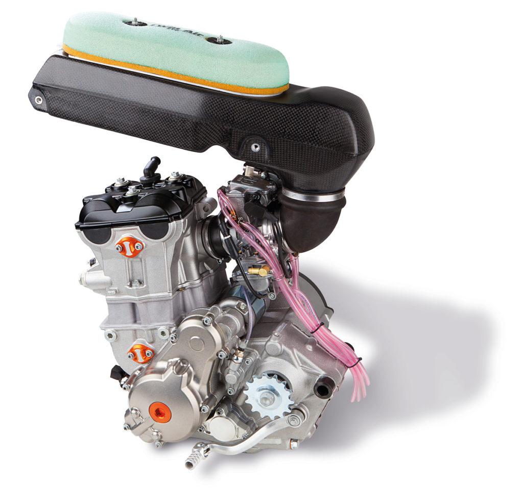 KTM 450 Agregat