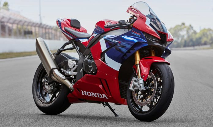 Honda CBR1000RR -R i CBR1000RR -R SP 2020