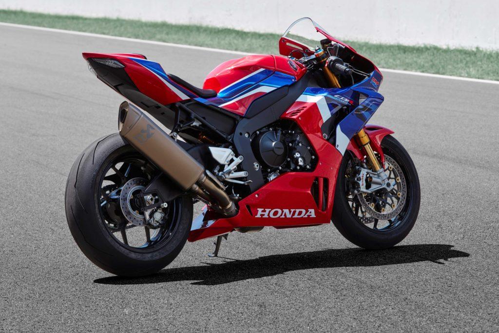 Honda CBR1000RR -R