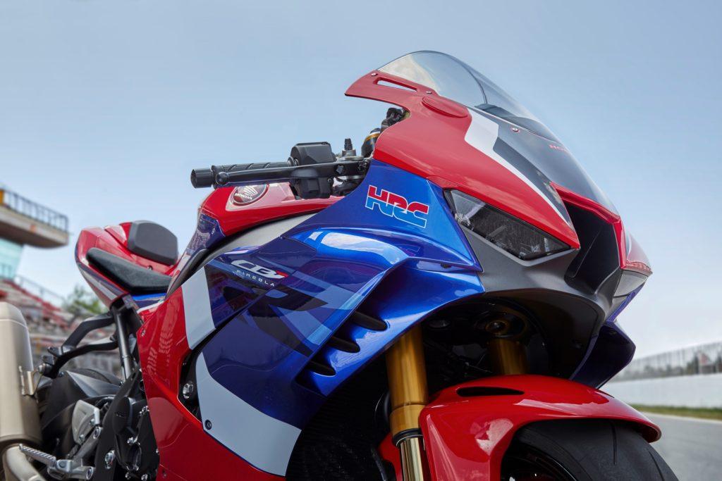 Honda CBR1000 2020