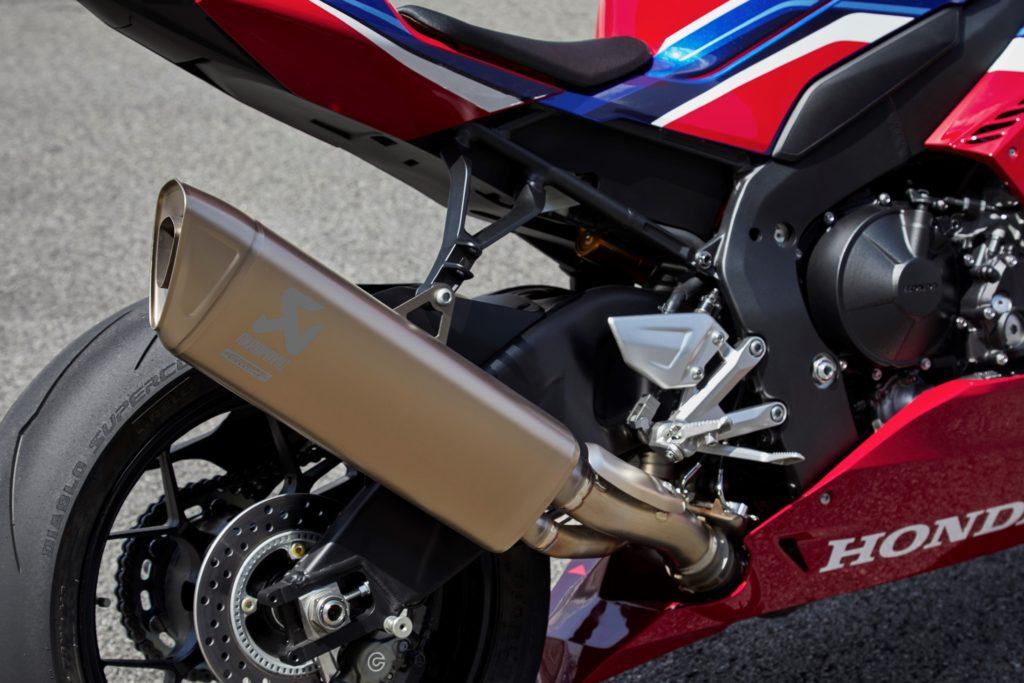 Honda CBR1000RR -R SP 2020