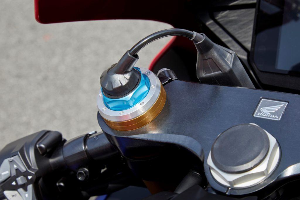 Honda CBR1000RR -R SP ogibljenje
