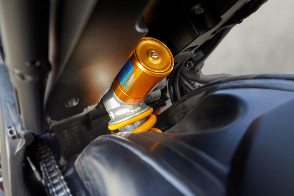 Zadnje ogibljenje Honda CBR