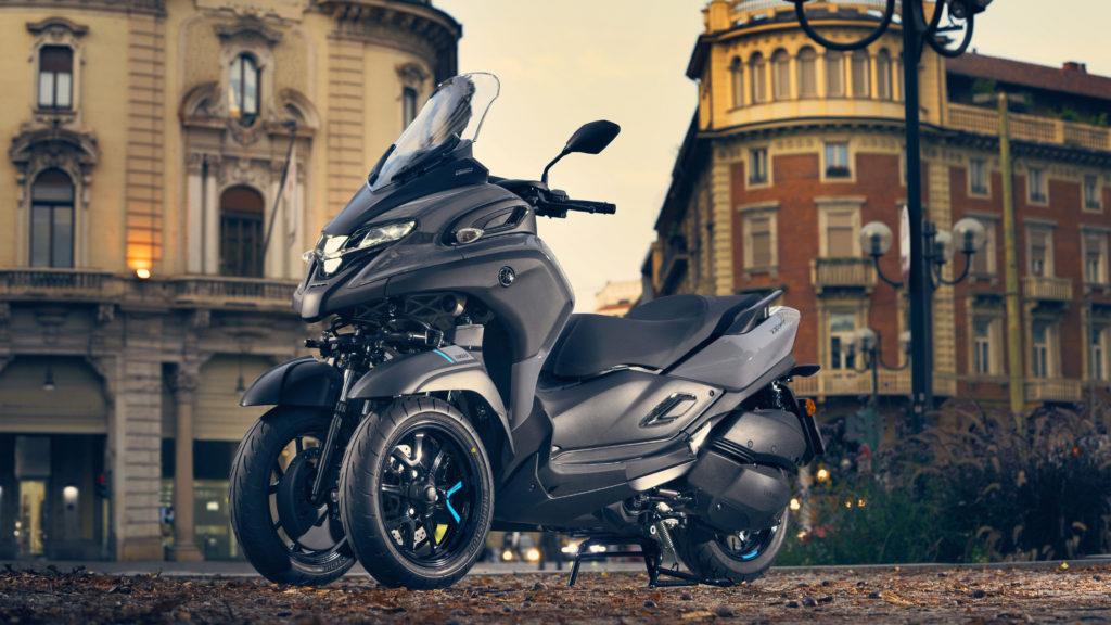 Yamaha na EICMA 2019 Tricity 300 2020