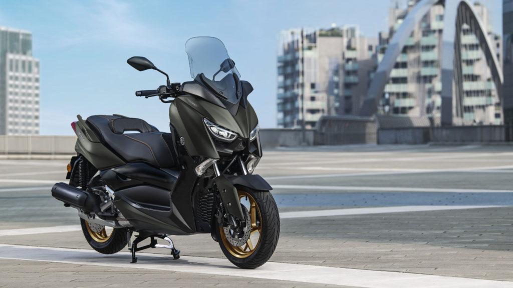 Yamaha na EICMA 2019 sajmu motocikala