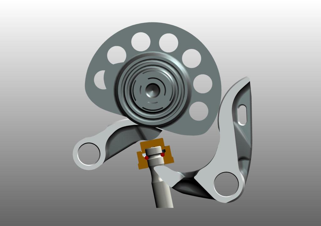 Desmodromski sitem otvaranja i zatvaranja ventila