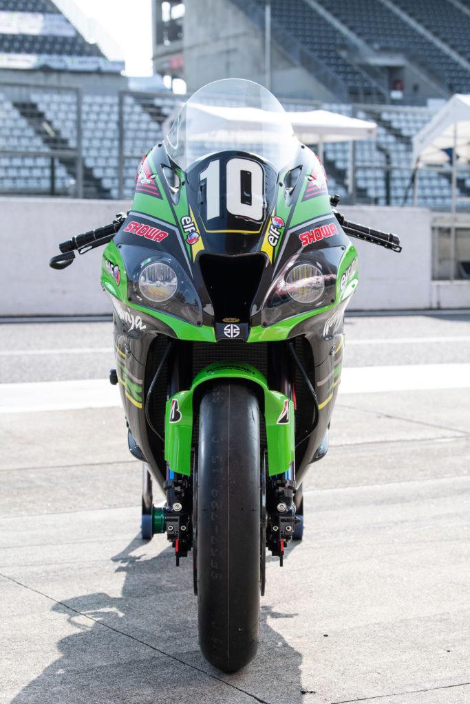 Razlika između WSBK i motocikla za šampionat izdržljivosti