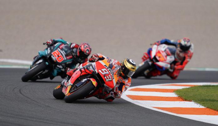 MotoGP Valensija