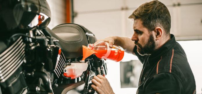 Rashladna tečnost za motocikle