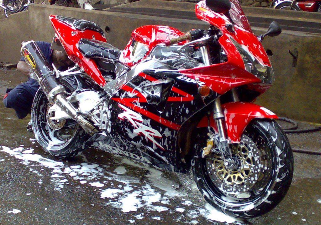 Priprema motocikla za zimu