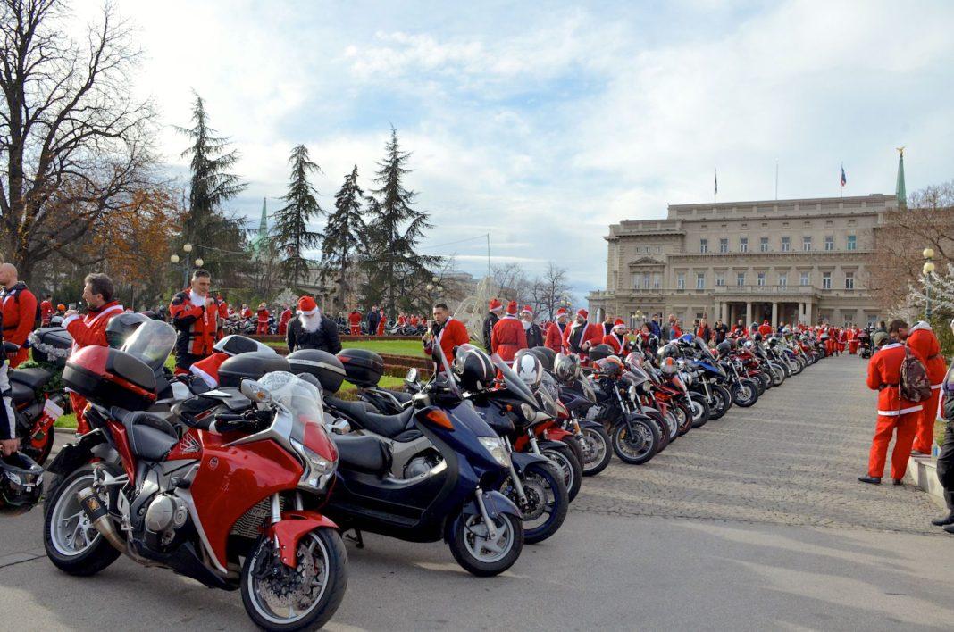 motocikli Moto Deda Mrazeva, 2019