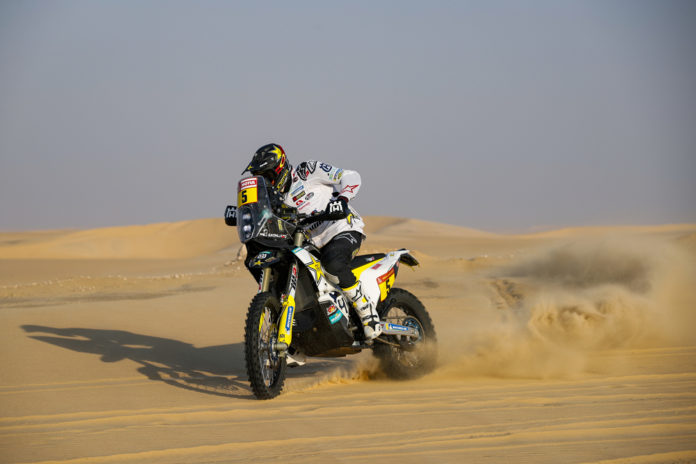 Dakar Deveta i deseta etapa