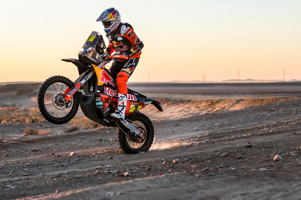 Dakar 2020 Četvrta etapa