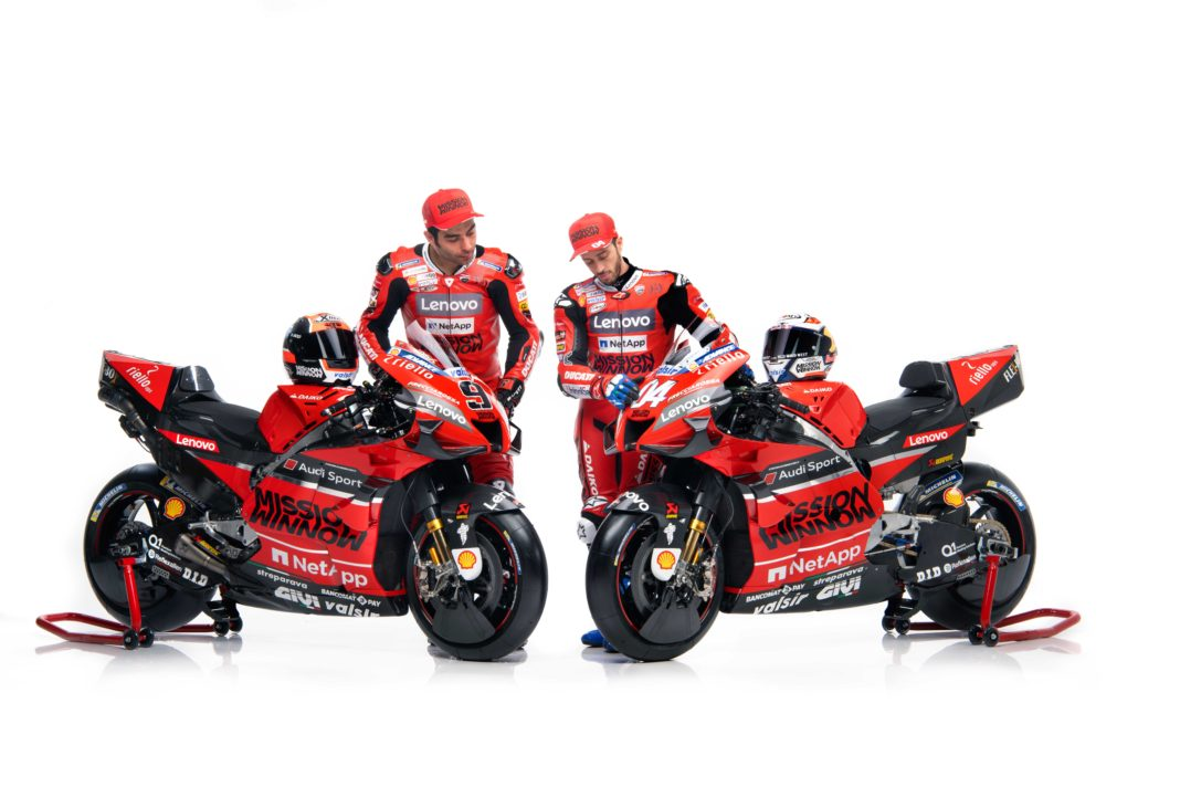 Ducati predstavio MotoGP ekipu