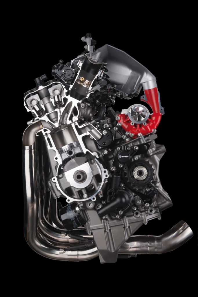 Zašto motocikli sa turbo i superkompresorima nisu češći