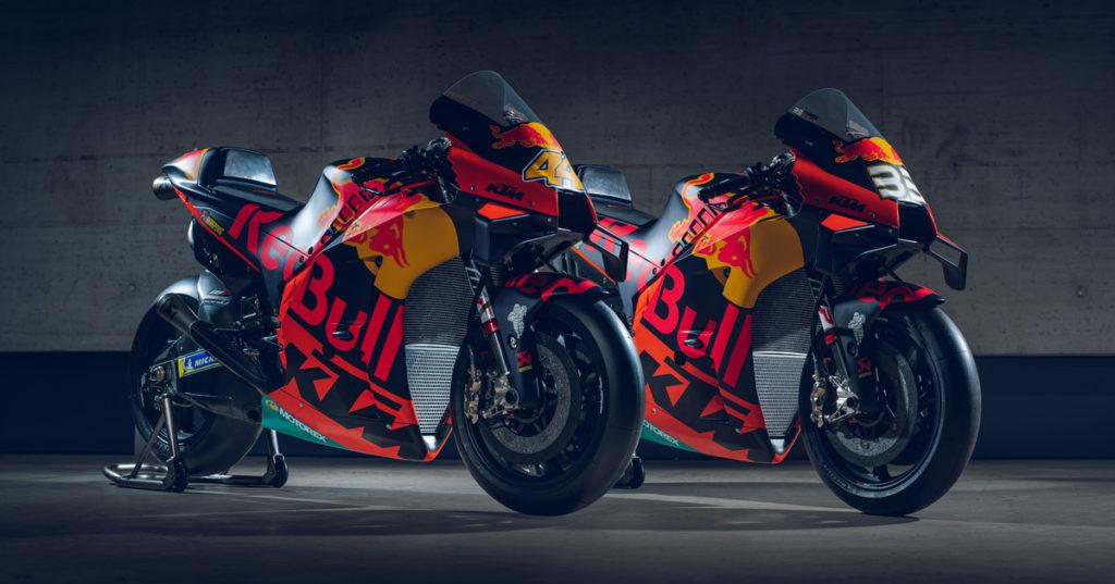 KTM i Tech3 predstavili MotoGP ekipu