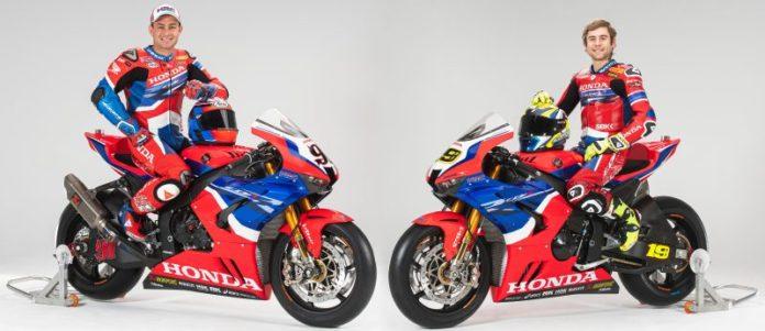 Honda predstavila WSBK ekipu