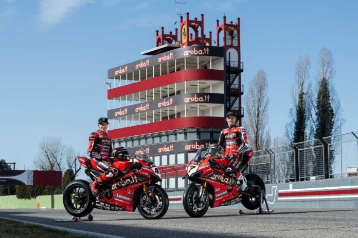 Ducati predstavio WSBK ekipu
