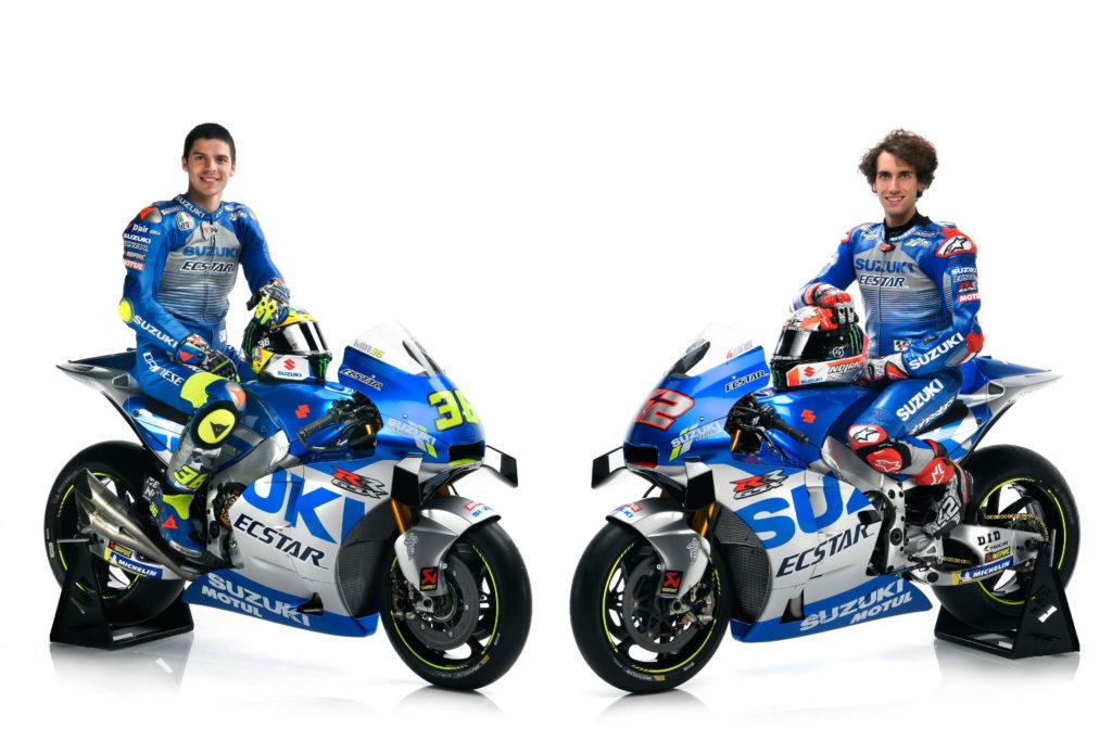 Suzuki predstavio MotoGP ekipu za 2020. godinu