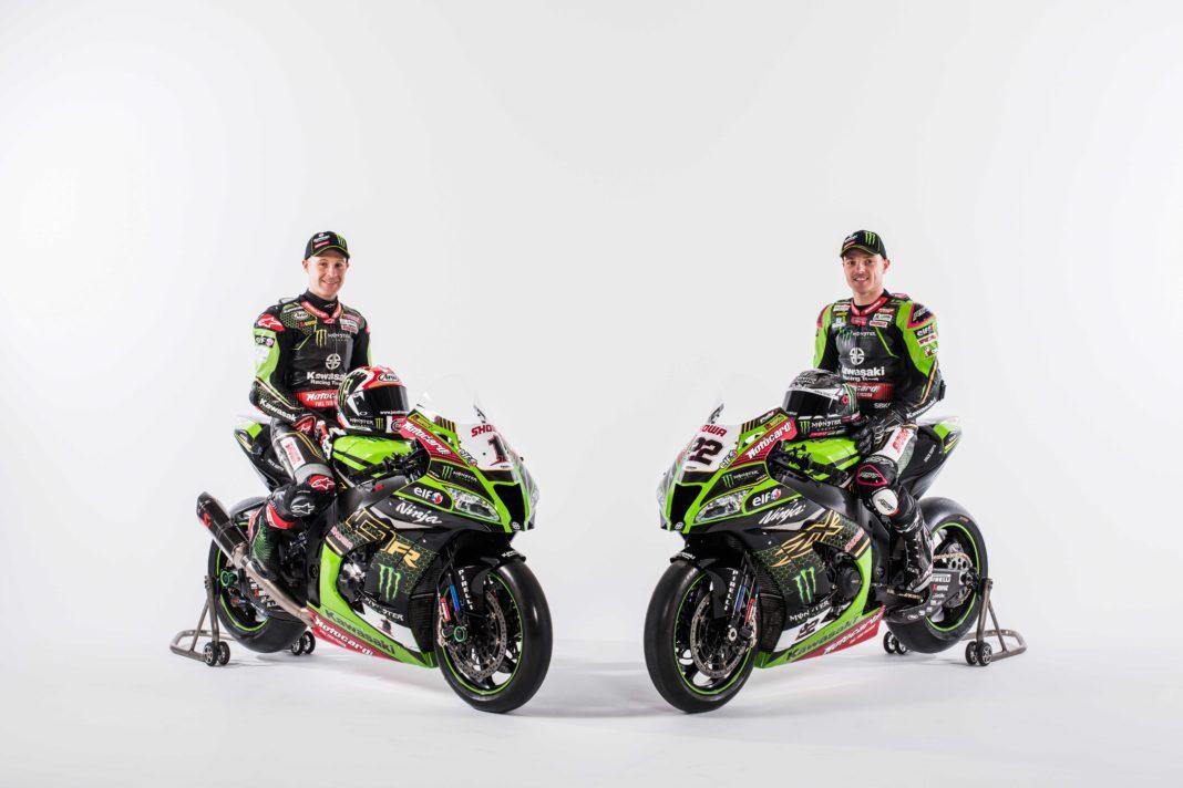 Kawasaki predstavio WSBK ekipu