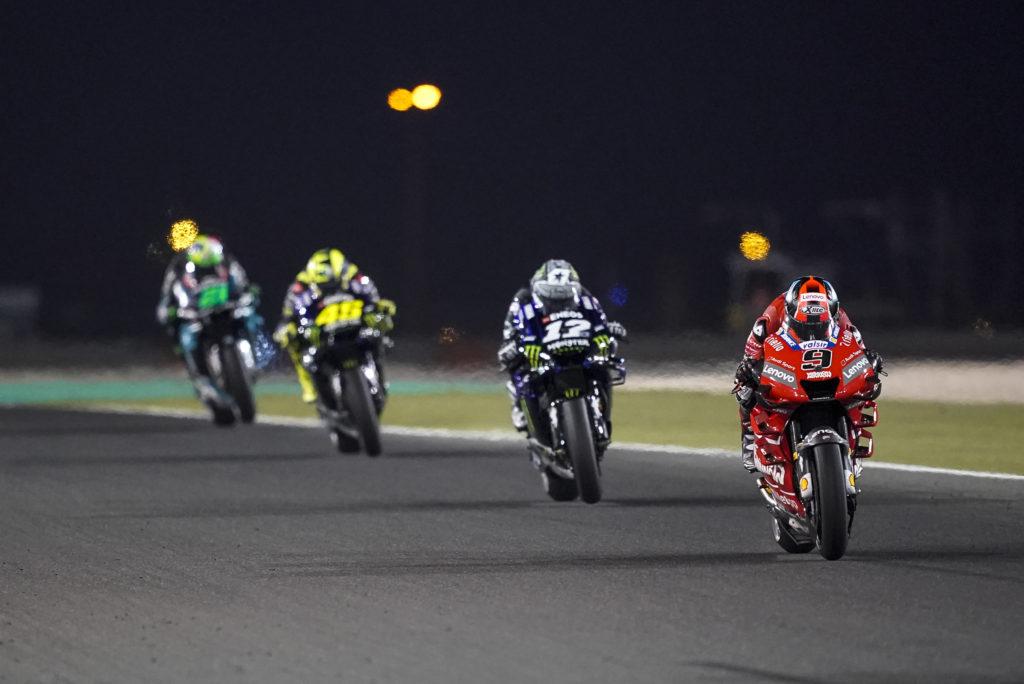 Otkazana MotoGP trka u Kataru!