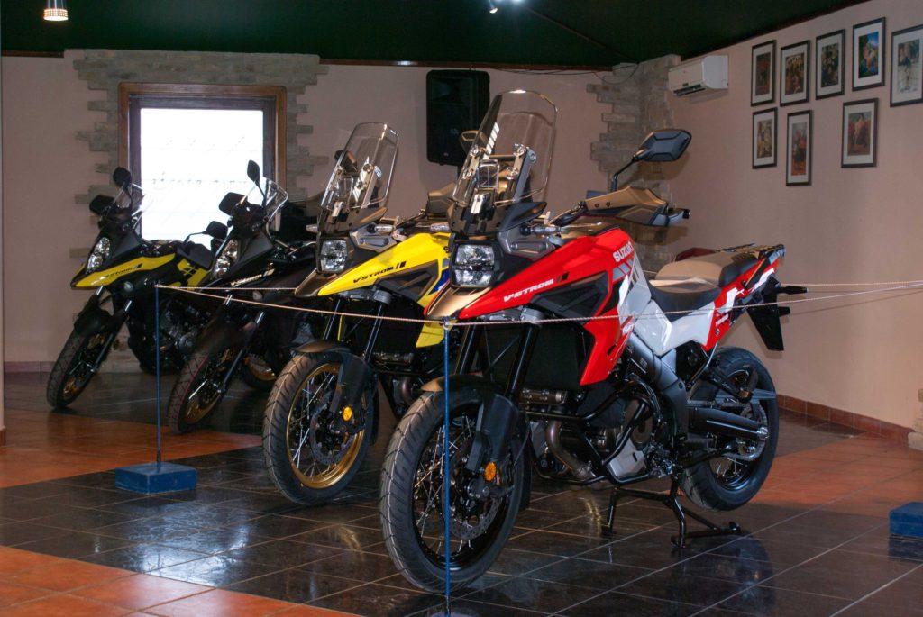 Suzuki Vector iz Horgoša predstavio novi V-Strom