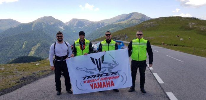 4 musketara osvajaju Alpe