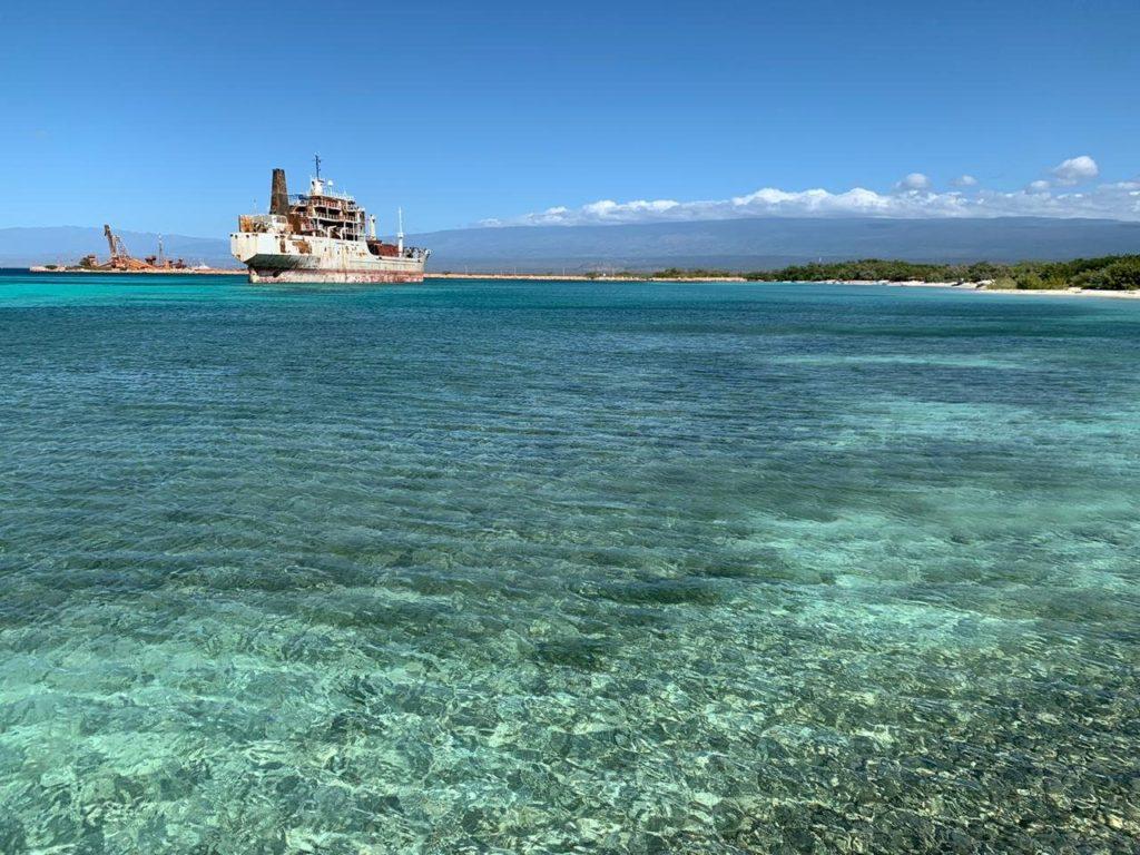 Karibski Gusar na GS-u